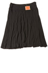 NEW Isaac Mizrahi Women's Skirt 4 Black
