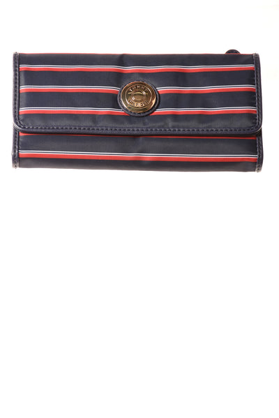 USED Tommy Hilfiger Women's Handbag N/A Blue & Red