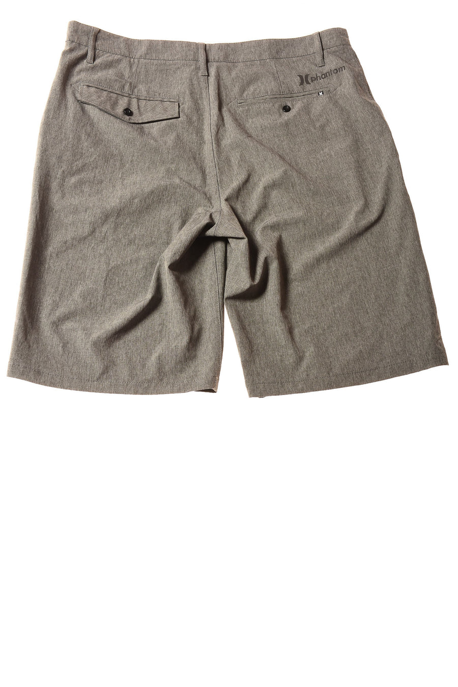 USED Hurley Men's Shorts 32 Gray