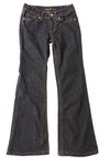 USED Jordache Girl's Jeans 7 Blue