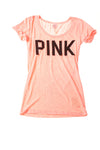 NEW Victoria's Secret Women's Top X-Small Pink