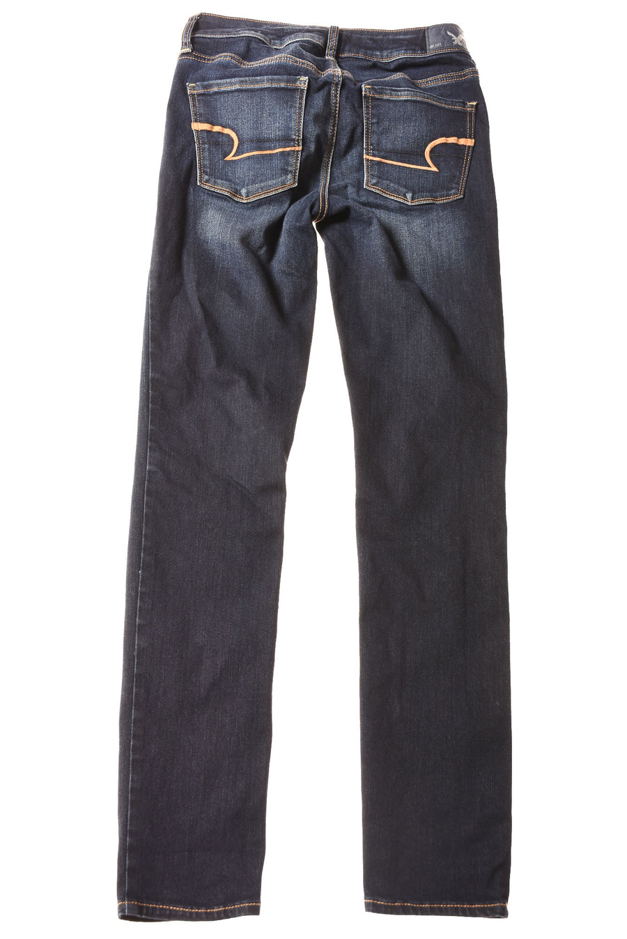 USED American Eagle Women's Jeans 4 Blue