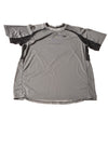 USED Nike Men's Shirt X-Large Gray & Black