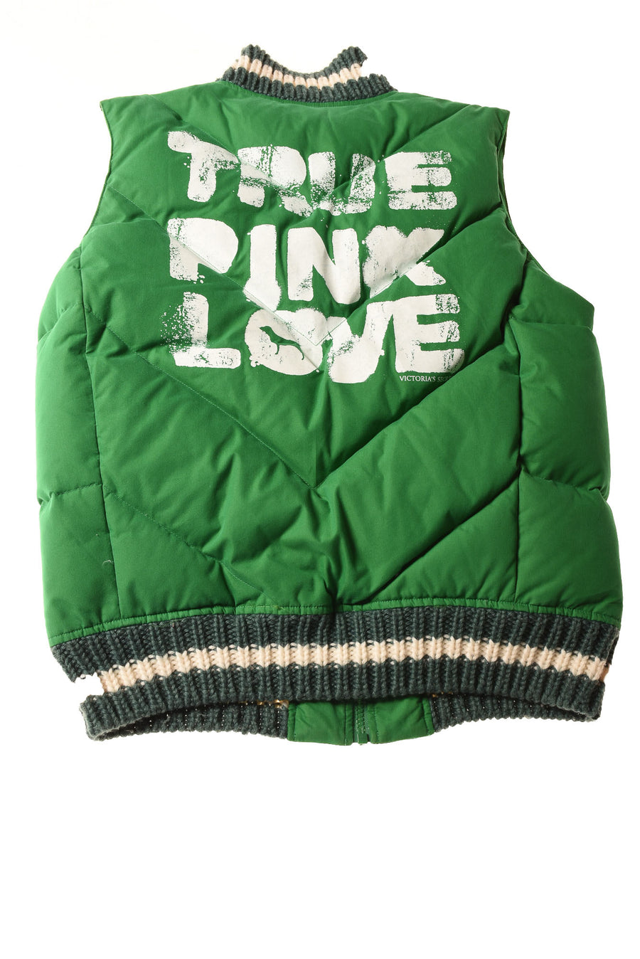 USED Victoria's Secret Women's Coat X-Small Green