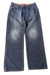 USED Nautica Men's Jeans 34x32 Blue