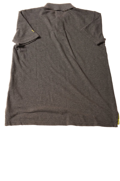 USED abercrombie Boy's Shirt Large Gray