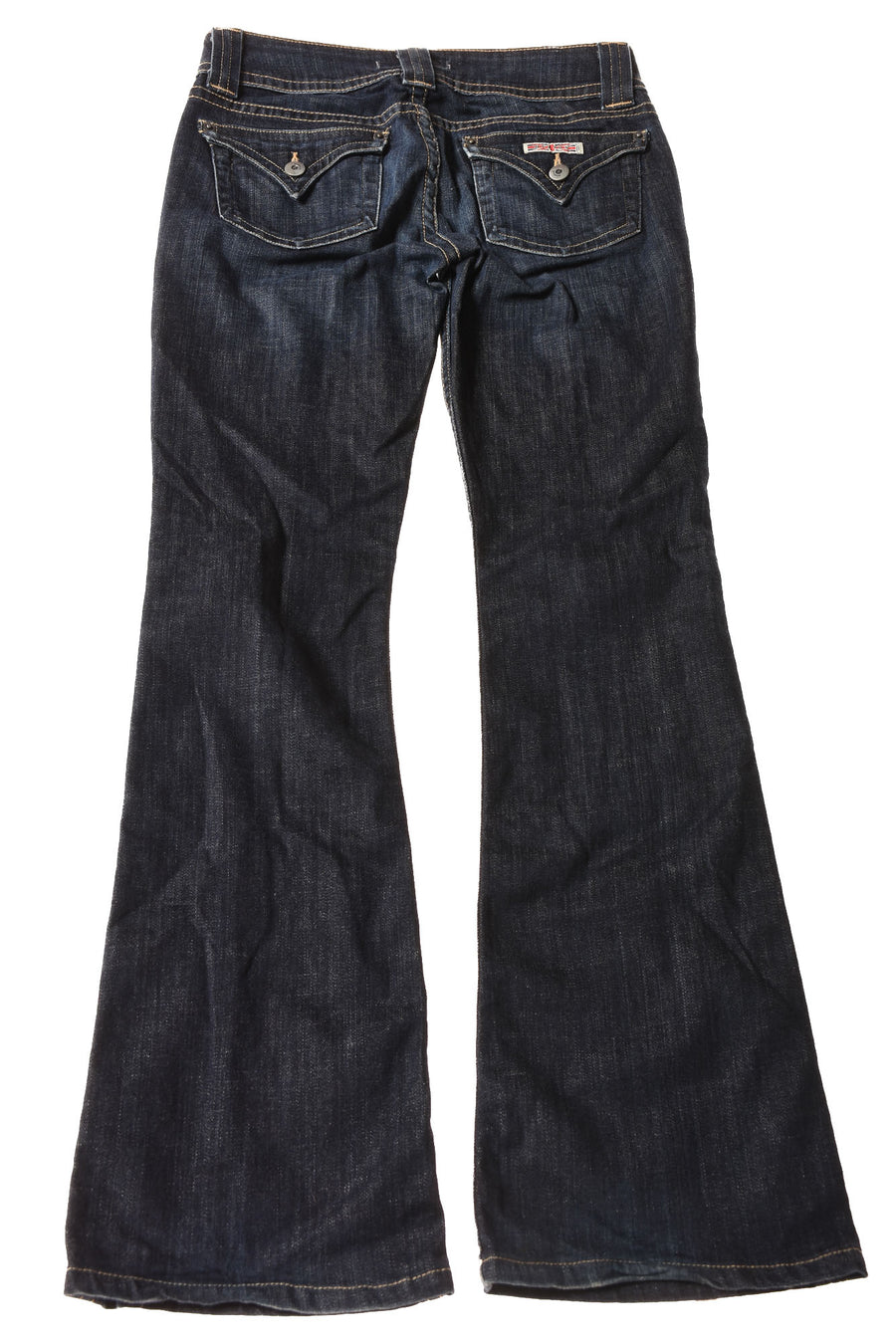USED Hudson Women's Jeans 26W Blue