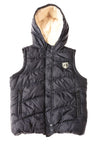 USED American Eagle Women's Vest Small Blue