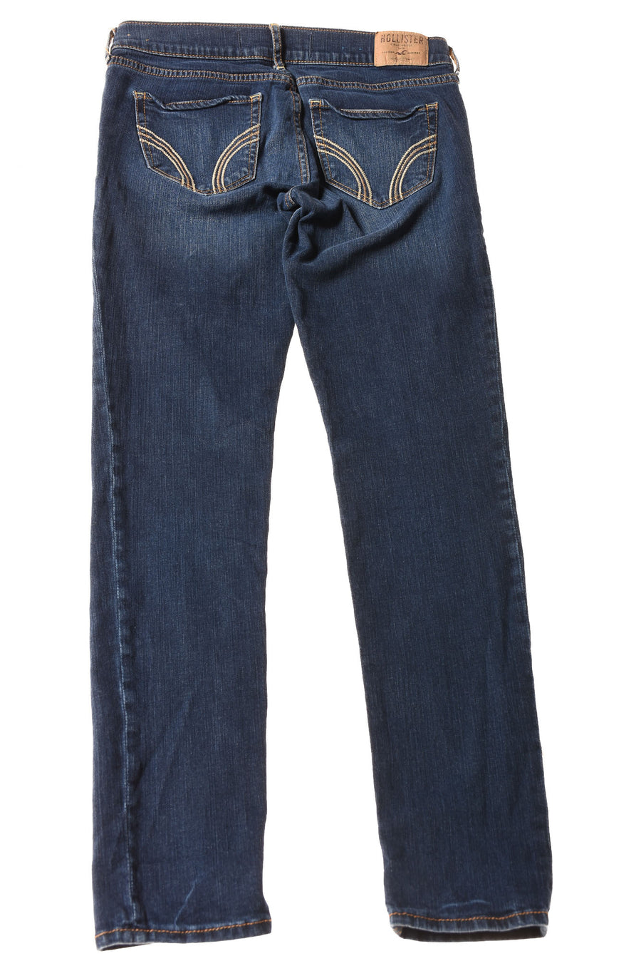 USED Hollister Women's Jeans 5 Blue
