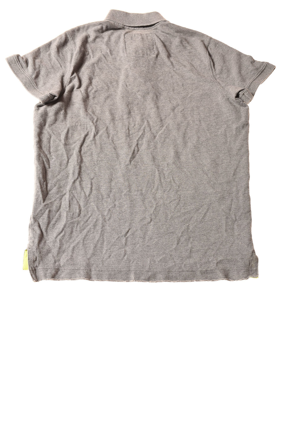USED abercrombie Men's Shirt XX-Large Gray