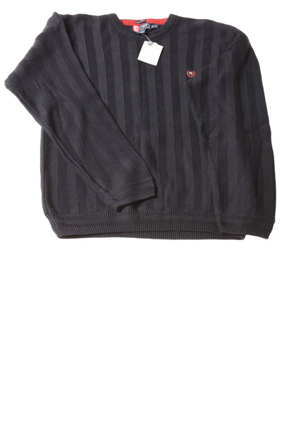 NEW Chaps Men's Sweater X-Large Navy Blue