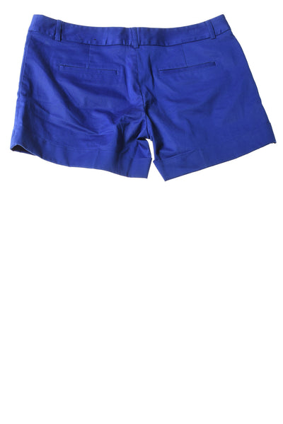 USED Express Women's Shorts 6 Blue