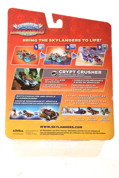 NEW Activision Crypt Crusher Vehicle N/A N/A