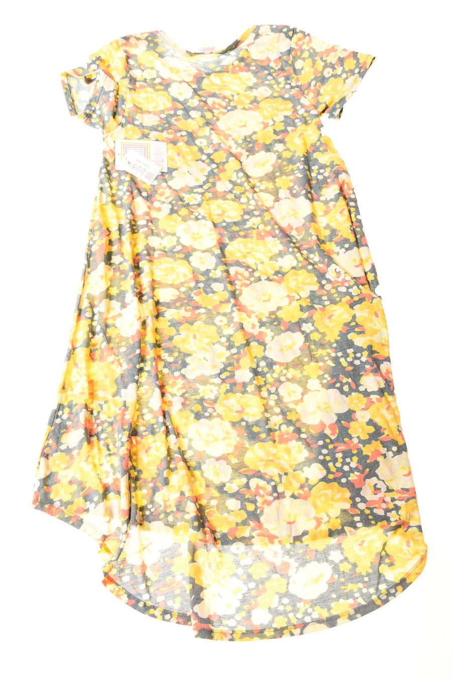 NEW Lula Roe Women's Dress XX-Small Multi-Color / Floral