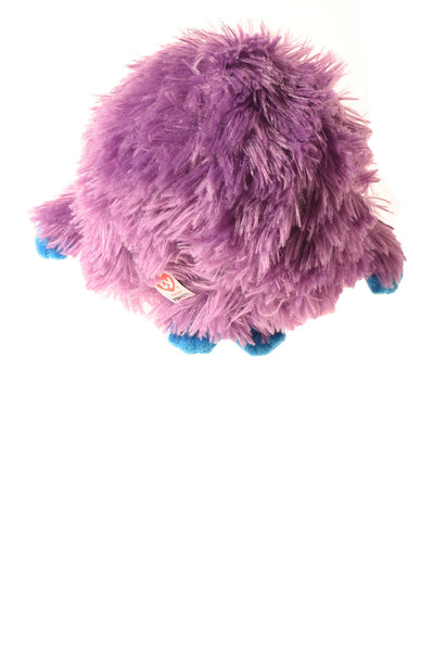 USED Ty Stuffed Animal N/A Purple