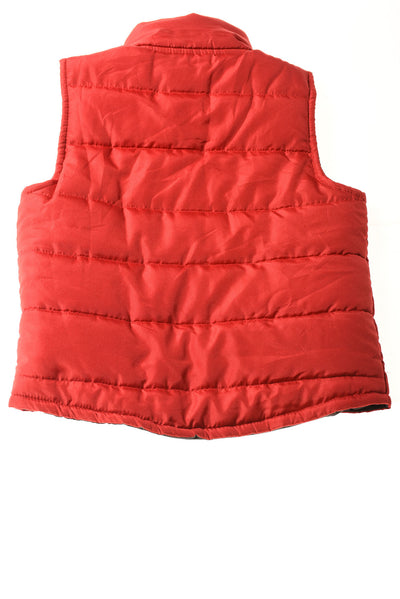 USED Lucky Brand Toddler Boy's Vest 5 Red
