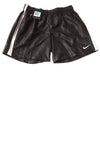 NEW Nike Women's Sport Shorts Small Black&White