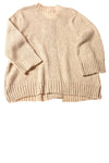 NEW Croft & Barrow Women's Sweater X-Large Tan