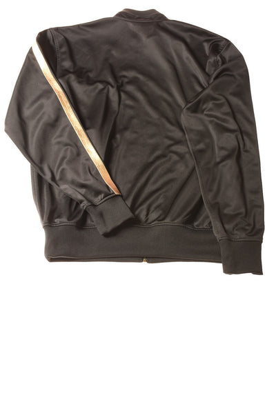USED Sean John Men's Coat X-Large Black & Gold