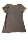 NEW Majestic Women's Top Small Gray