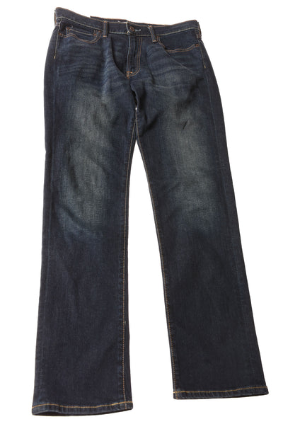 USED Lula Roe Men's Jeans 31x32 Blue