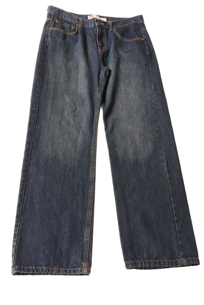 USED Levi's Boy's Jeans 18 Blue