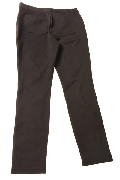 USED Andrew Marc Women's Slacks 6 Black