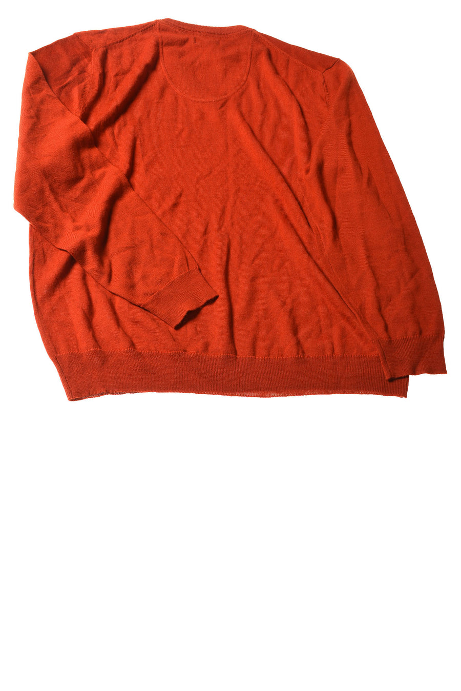NEW Club Room Men's Sweater X-Large Royal Orange
