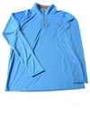 USED Under Armour Men's Shirt Small Blue