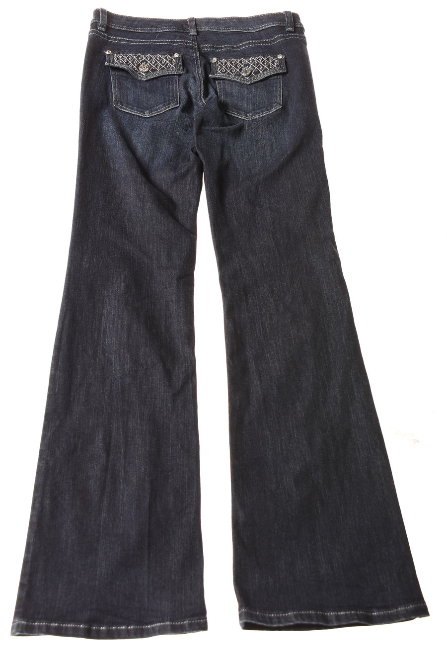 USED White House Black Market Women's Jeans 6 Blue