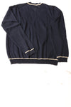 NEW Nick Danger Men's Sweater Small Navy