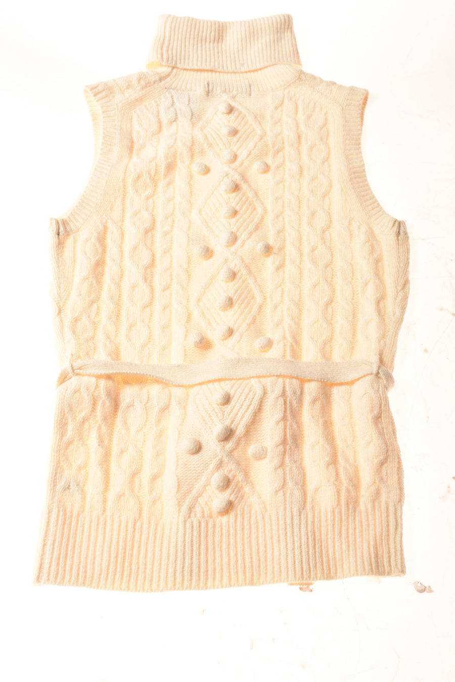 USED George Women's Sweater X-Small Ivory