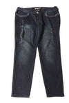 USED Series Women's Jeans 14 Blue