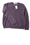 NEW Calvin Klein Women's Sweater Medium Purple