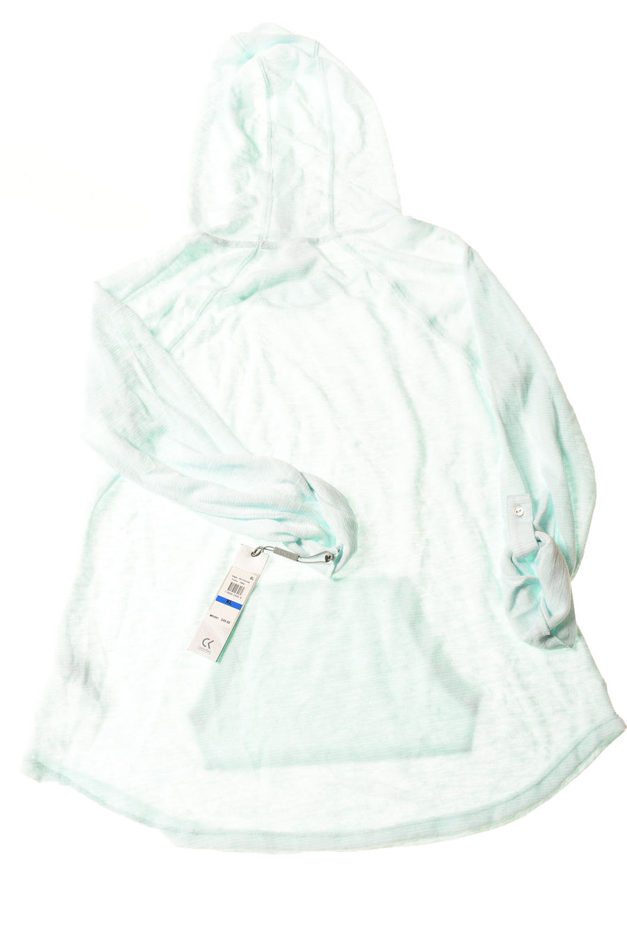NEW Calvin Klein Women's Top X-Large Mint