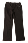 NEW Jones New York Women's Jeans 16 Black