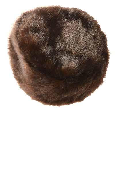 NEW Fabulous Furs Women's Hat N/A Brown