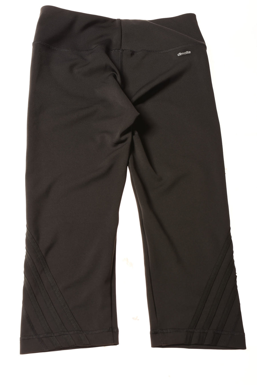 USED Adidas Women's Yoga Pants Medium Black