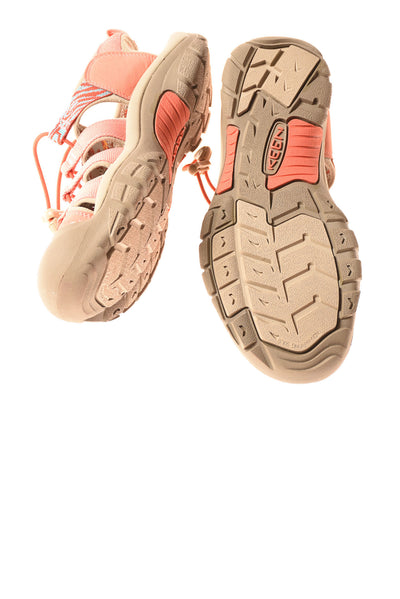 USED Keen Women's Shoes 10.5 Peach