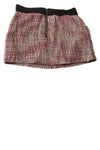NEW Divided Women's Skirt 8 Pink & Black