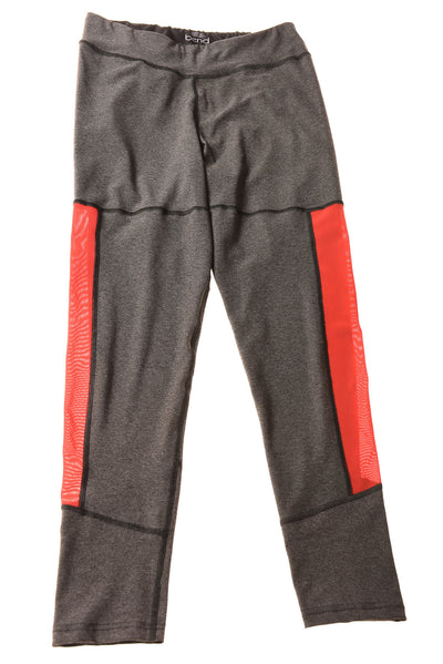 USED Bend Women's Yoga Pants 2X Gray & Red
