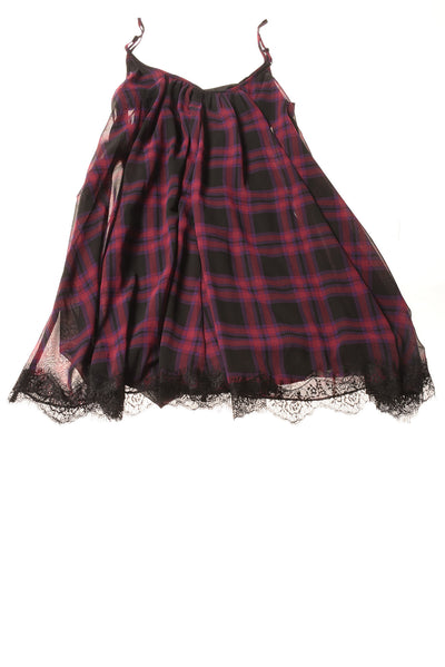 NEW Express Women's Dress Small Multi-Color / Plaid