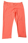 USED Fabletics Women's Pants X-Large Orange