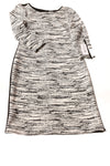 NEW Julia Jordan Women's Dress 4 Black & White / Print
