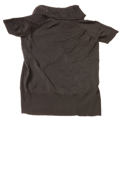 NEW Ann Taylor Women's Top Medium Black