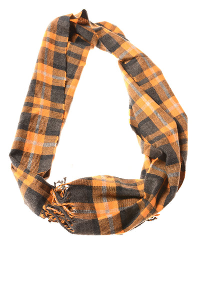 NEW American Eagle Men's Scarf One Size Multi-Color / Plaid