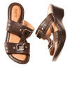USED Born Women's Shoes 8 Brown