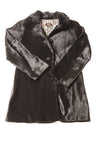 USED Cole Haan Women's Coat X-Small Black