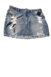 NEW Hollister Women's Skirt 7 Blue
