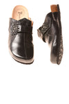 USED Think Women's Shoes 41 Black